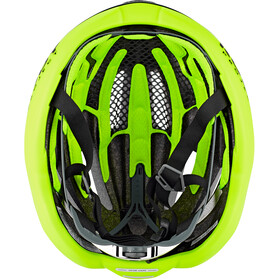 Rudy Project Spectrum Kask rowerowy, yellow fluo/black matte